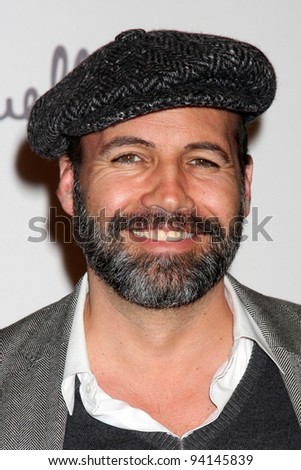 LOS ANGELES - JAN 30:  Billy Zane arrives at Pomellato Boutique Opening at Pomellato Boutique on January 30, 2012 in Beverly Hills, CA