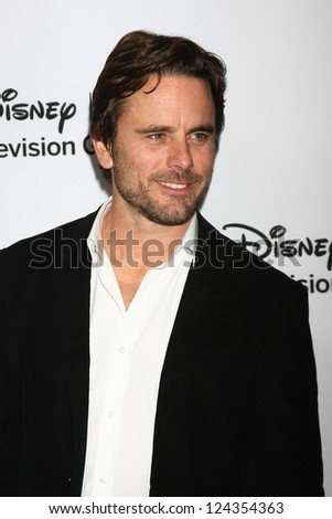 LOS ANGELES - JAN 10:  Charles Esten attends the ABC TCA Winter 2013 Party at Langham Huntington Hotel on January 10, 2013 in Pasadena, CA