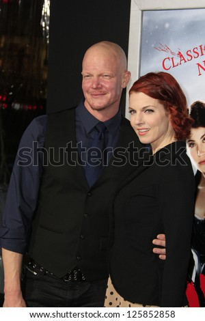LOS ANGELES - JAN 23: Derek Mears at the LA premiere of Paramount Pictures' 'Hansel And Gretel: Witch Hunters' at Grauman's Chinese Theater on January 24, 2013 in Los Angeles, California - stock photo