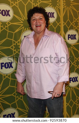 LOS ANGELES - JAN 8:  Dot Marie Jones at the FOX All Star Winter TCA Party at Castle Green on January 8, 2012 in Pasadena, California. - stock photo