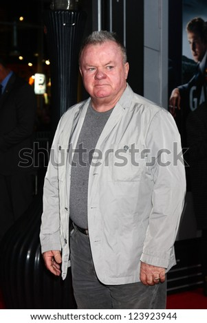 LOS ANGELES - JAN 7:  Jack McGee arrives at the 'Gangster Squad' Premiere at Graumans Chinese Theater on January 7, 2013 in Los Angeles, CA - stock photo