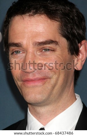 "LOS ANGELES - JAN 4:  James Frain arrives at ""The Cape"" Premiere Party at Music Box Theater on January 4, 2011 in Los Angeles, CA"