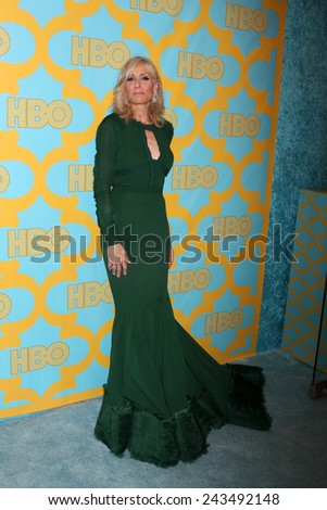 LOS ANGELES - JAN 11:  Judith Light at the HBO Post Golden Globe Party at a Circa 55, Beverly Hilton Hotel on January 11, 2015 in Beverly Hills, CA - stock photo