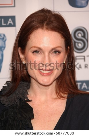 LOS ANGELES - JAN 16:  Julianne Moore arrives to the 'BAFTA LA Annual Awards Season Tea Party  on January 16,2010 in Beverly Hills, CA