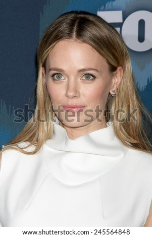 LOS ANGELES - JAN 17:  Katia Winter at the FOX TCA Winter 2015 at a The Langham Huntington Hotel on January 17, 2015 in Pasadena, CA