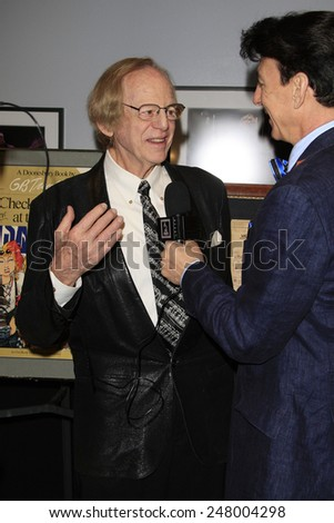 LOS ANGELES - JAN 28: Ken Kragen at the 30th Anniversary of 'We Are The World' at The GRAMMY Museum on January 28, 2015 in Los Angeles, California - stock photo