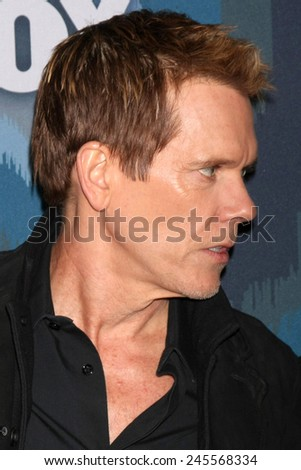 LOS ANGELES - JAN 17:  Kevin Bacon at the FOX TCA Winter 2015 at a The Langham Huntington Hotel on January 17, 2015 in Pasadena, CA - stock photo