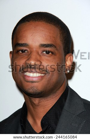 LOS ANGELES - JAN 11:  Larenz Tate at the The Weinstein Company / Netflix Golden Globes After Party at a Beverly Hilton Adjacent on January 11, 2015 in Beverly Hills, CA - stock photo