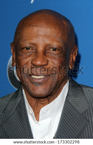 LOS ANGELES - JAN 25:  Louis Gossett Jr at the 66th Annual Directors Guild of America Awards at Century Plaza Hotel on January 25, 2014 in Century City, CA