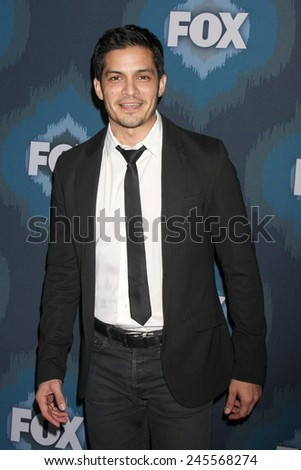 LOS ANGELES - JAN 17:  Nick Gonzales at the FOX TCA Winter 2015 at a The Langham Huntington Hotel on January 17, 2015 in Pasadena, CA - stock photo