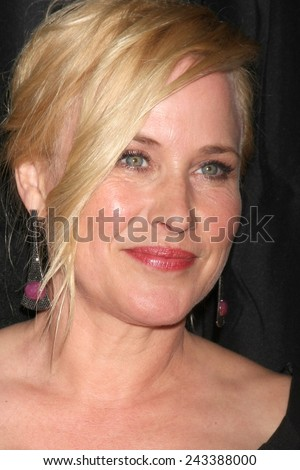 LOS ANGELES - JAN 10:  Patricia Arquette at the 40th Annual Los Angeles Film Critics Association Awards at a Intercontinental Century City on January 10, 2015 in Century City, CA - stock photo