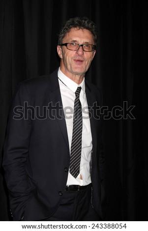 LOS ANGELES - JAN 10:  Pawel Pawlikowski at the 40th Annual Los Angeles Film Critics Association Awards at a Intercontinental Century City on January 10, 2015 in Century City, CA - stock photo
