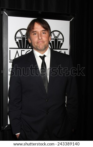 LOS ANGELES - JAN 10:  Richard Linklater at the 40th Annual Los Angeles Film Critics Association Awards at a Intercontinental Century City on January 10, 2015 in Century City, CA - stock photo