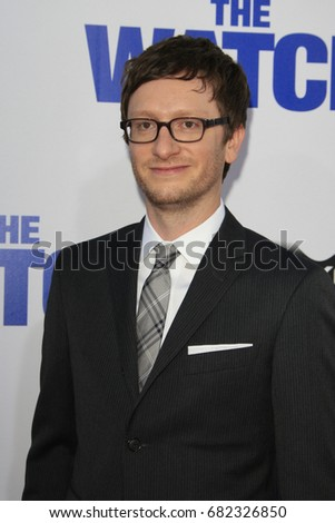"LOS ANGELES - JUL 23:  Akiva Schaffer at the ""The Watch"" Premiere at the TCL Chinese Theater on July 23, 2012 in Los Angeles, CA"