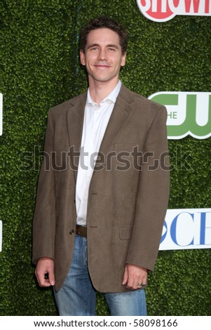 LOS ANGELES - JUL 28:  Brian Dietzen arrives at the 2010 CBS, The CW, Showtime Summer Press Tour Party  at The Tent Adjacent to Beverly Hilton Hotel on July28, 2010 in Beverly Hills, CA ...