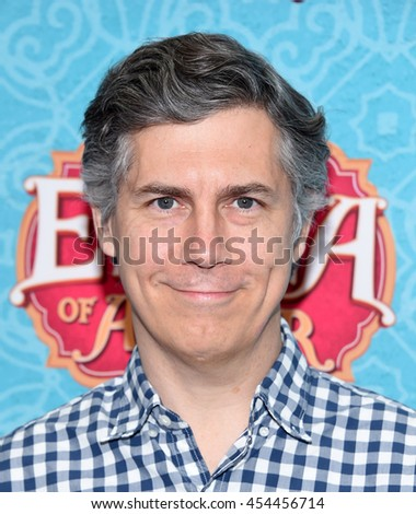 """LOS ANGELES - JUL 16:  Chris Parnell arrives to the Disney Channel's """"Elena of Avalor"""" Los Angeles Premiere on July 16, 2016 in Beverly Hills, CA                 - stock photo"""