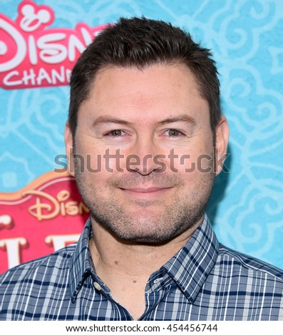 """LOS ANGELES - JUL 16:  Christian Lanz arrives to the Disney Channel's """"Elena of Avalor"""" Los Angeles Premiere on July 16, 2016 in Beverly Hills, CA                 - stock photo"""