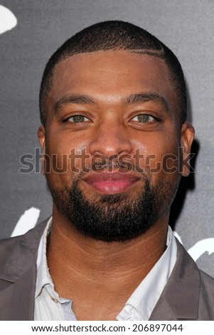 "LOS ANGELES - JUL 23:  DeRay Davis at the ""Hercules"" Los Angeles Premiere at the TCL Chinese Theater on July 23, 2014 in Los Angeles, CA"