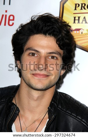 """LOS ANGELES - JUL 14:  George Kosturos at the """"The Wrong Side of Right"""" Premiere at the TCL Chinese 6 Theaters on July 14, 2015 in Los Angeles, CA - stock photo"""