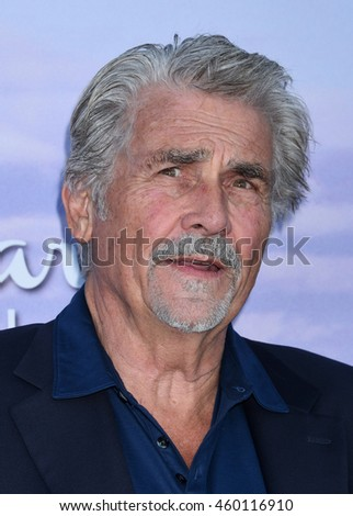LOS ANGELES - JUL 27:  James Brolin arrives to the Hallmark Channel and Hallmark Movies and Mysteries Summer 2016 TCA Press Tour Event  on July 27, 2016 in Beverly Hills, CA