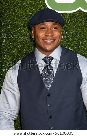 LOS ANGELES - JUL 28:  LL Cool J (aka James Todd Smith) arrives at the CBS Summer Press Tour Party  at The Tent  on July28, 2010 in Beverly Hills, CA