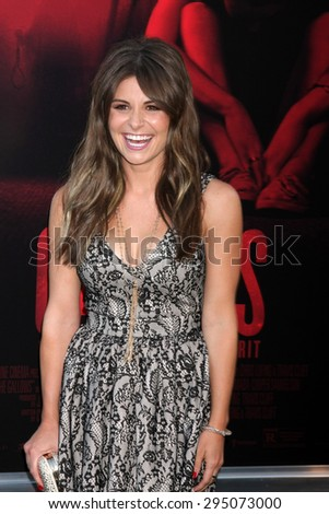 "LOS ANGELES - JUL 7:  Pfeifer Brown at the ""The Gallows"" Premiere at the Hollywood High School on July 7, 2015 in Los Angeles, CA"