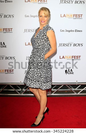 "LOS ANGELES - JUN 19:  Alison Eastwood at the ""Jersey Boys"" LA Premiere at the Regal 14 Theaters on June 19, 2014 in Los Angeles, CA"
