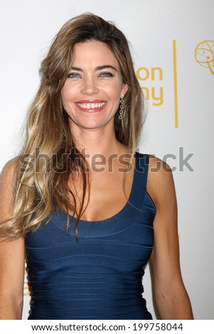 LOS ANGELES - JUN 19:  Amelia Heinle at the ATAS Daytime Emmy Nominees Reception at the London Hotel on June 19, 2014 in West Hollywood, CA