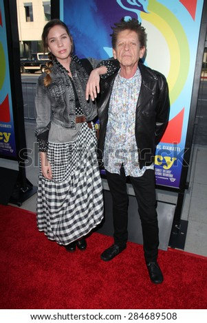 """LOS ANGELES - JUN 2:  Blondie Chaplin at the """"Love & Mercy"""" Los Angeles Premiere at the Academy of Motion Picture Arts & Sciences on June 2, 2015 in Los Angeles, CA - stock photo"""