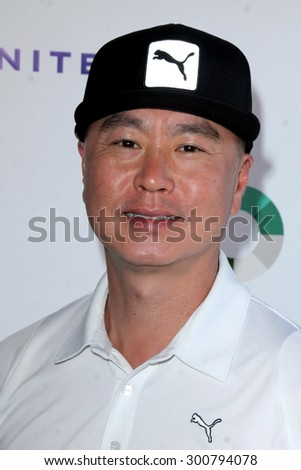 LOS ANGELES - JUN 8:  C.S. Lee at the SAG Foundations 30TH Anniversary LA Golf Classi at the Lakeside Golf Club on June 8, 2015 in Toluca Lake, CA  - stock photo