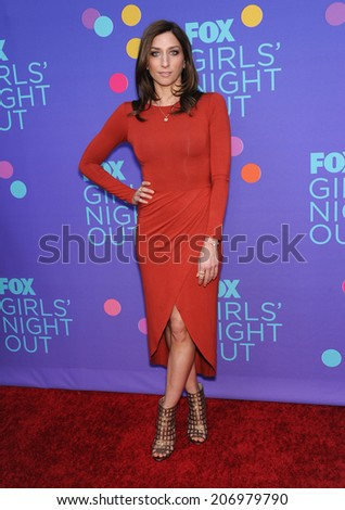 "LOS ANGELES - JUN 09:  Chelsea Peretti arrives to the FOX's ""Girls Night Out"" Q&A  on June 09, 2014 in North Hollywood, CA"