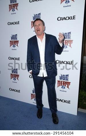 "LOS ANGELES - JUN 24:  Colin Quinn at the ""Joe Dirt 2: Beautiful Loser"" Premiere at the Sony Studios on June 24, 2015 in Culver City, CA - stock photo"