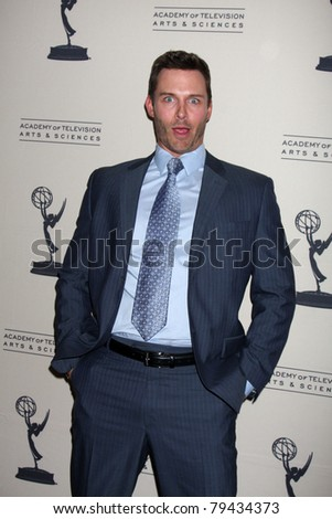 LOS ANGELES - JUN 16:  Eric Martsolf arrives at the Academy of Television Arts and Sciences Daytime Emmy Nominee Reception at SLS Hotel at Beverly Hills on June 16, 2011 in Beverly Hills, CA