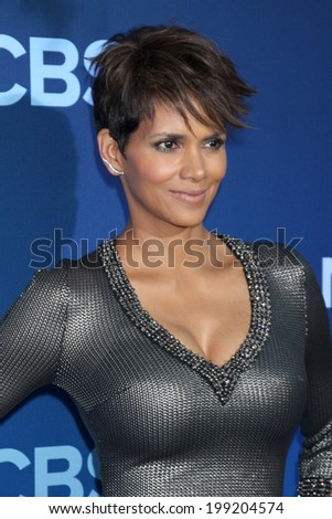 "LOS ANGELES - JUN 16:  Halle Berry at the ""Extant"" Premiere Screening at the California Science Center on June 16, 2014 in Los Angeles, CA - stock photo"