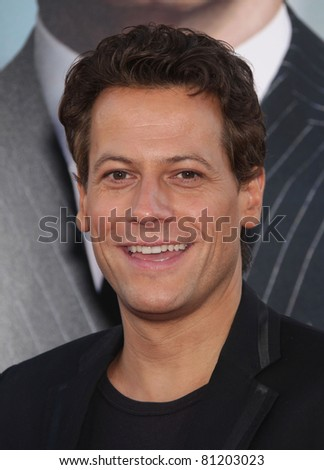 "LOS ANGELES - JUN 30:  IOAN GRUFFUDD arrives to the ""Horrible Bosses"" Los Angeles Premiere  on June 30,2011 in Hollywood, CA"