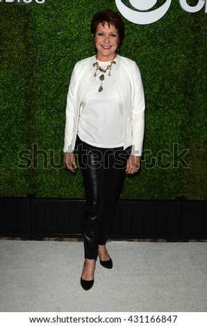 LOS ANGELES - JUN 2:  Ivonne Coll at the 4th Annual CBS Television Studios Summer Soiree at the Palihouse on June 2, 2016 in West Hollywood, CA