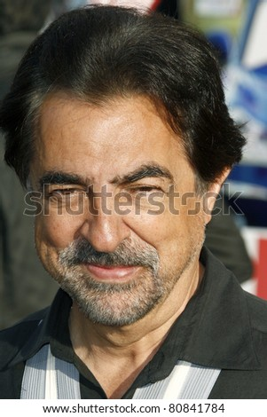 "LOS ANGELES - JUN 18:  Joe Mantegna arriving at the ""Cars 2"" Premiere at the El Capitan Theater on June 18, 2011 in Los Angeles, CA"
