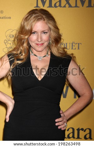 LOS ANGELES - JUN 11:  Joely Fisher at the Women In Film 2014 Crystal + Lucy Awards at Century Plaza Hotel on June 11, 2014 in Beverly Hills, CA