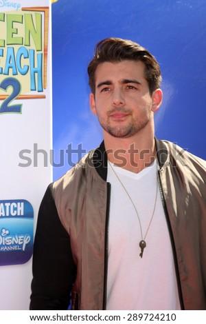 "LOS ANGELES - JUN 22:  John DeLuca at the ""Teen Beach 2"" Premiere  at the Walt Disney Studios on June 22, 2015 in Burbank, CA - stock photo"