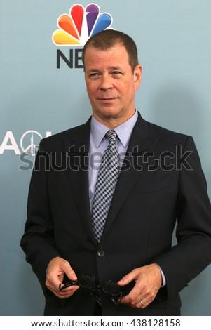 LOS ANGELES - JUN 16:  John McNamara at the Aquarius Season 2 Premiere Screening Arrivals at the Paley Center For Media on June 16, 2016 in Beverly Hills, CA - stock photo