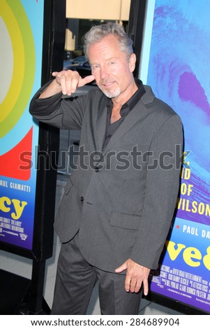 """LOS ANGELES - JUN 2:  John Savage at the """"Love & Mercy"""" Los Angeles Premiere at the Academy of Motion Picture Arts & Sciences on June 2, 2015 in Los Angeles, CA - stock photo"""