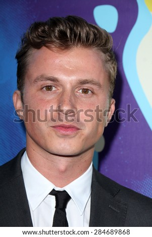 """LOS ANGELES - JUN 2:  Kenny Wormald at the """"Love & Mercy"""" Los Angeles Premiere at the Academy of Motion Picture Arts & Sciences on June 2, 2015 in Los Angeles, CA - stock photo"""