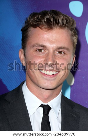 "LOS ANGELES - JUN 2:  Kenny Wormald at the ""Love & Mercy"" Los Angeles Premiere at the Academy of Motion Picture Arts & Sciences on June 2, 2015 in Los Angeles, CA - stock photo"