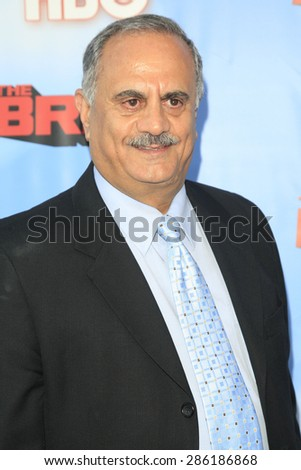 "LOS ANGELES - JUN 8:  Marshall Manesh at the HBO's ""The Brink"" Premiere at the Paramount Studios on June 8, 2015 in Los Angeles, CA"