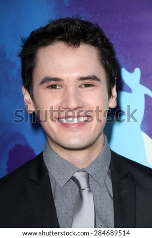 """LOS ANGELES - JUN 2:  Monty Geer at the """"Love & Mercy"""" Los Angeles Premiere at the Academy of Motion Picture Arts & Sciences on June 2, 2015 in Los Angeles, CA - stock photo"""