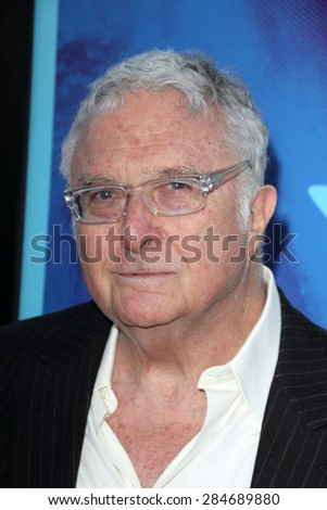 """LOS ANGELES - JUN 2:  Randy Newman at the """"Love & Mercy"""" Los Angeles Premiere at the Academy of Motion Picture Arts & Sciences on June 2, 2015 in Los Angeles, CA - stock photo"""