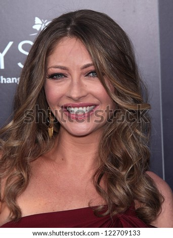 LOS ANGELES - JUN 01:  Rebecca Gayheart arrives to the Chrysalis Butterfly Ball 10th Anniversary  on June 01,2011 in Los Angeles, CA