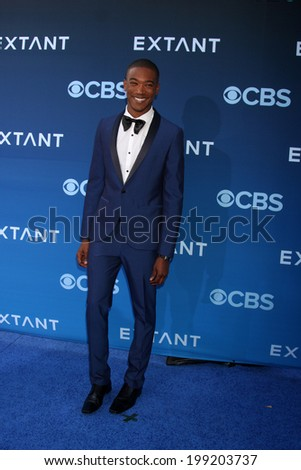 "LOS ANGELES - JUN 16:  Sergio Harford at the ""Extant"" Premiere Screening at the California Science Center on June 16, 2014 in Los Angeles, CA"
