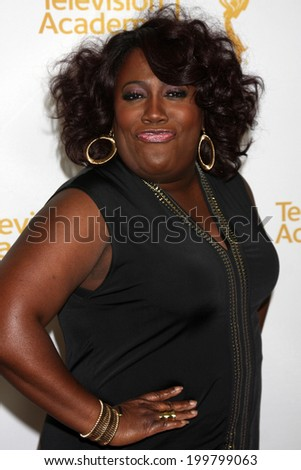 LOS ANGELES - JUN 19:  Sheryl Underwood at the ATAS Daytime Emmy Nominees Reception at the London Hotel on June 19, 2014 in West Hollywood, CA