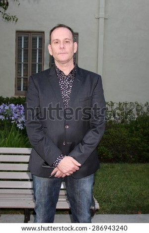"LOS ANGELES - JUN 11:  Tim Minear at the ""American Horror Story: Freak Show"" Screening at the Paramount Theater on June 11, 2015 in Los Angeles, CA - stock photo"